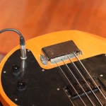 pro recording studio bass guitar cable