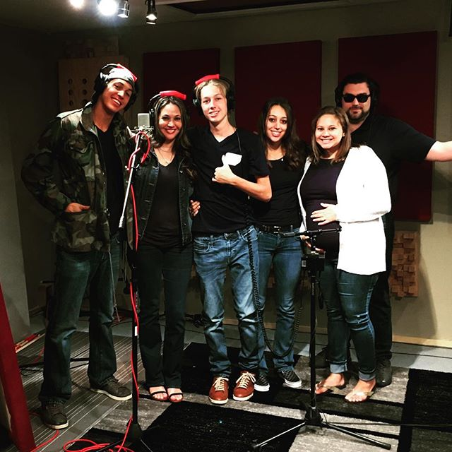 Recording Studio Sure Sound Group Vocals